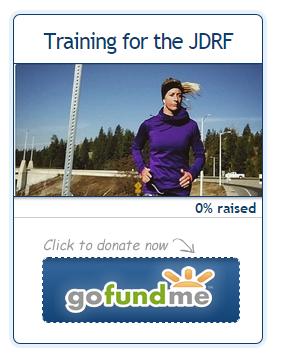 Training for the JDRF – MarathonMania