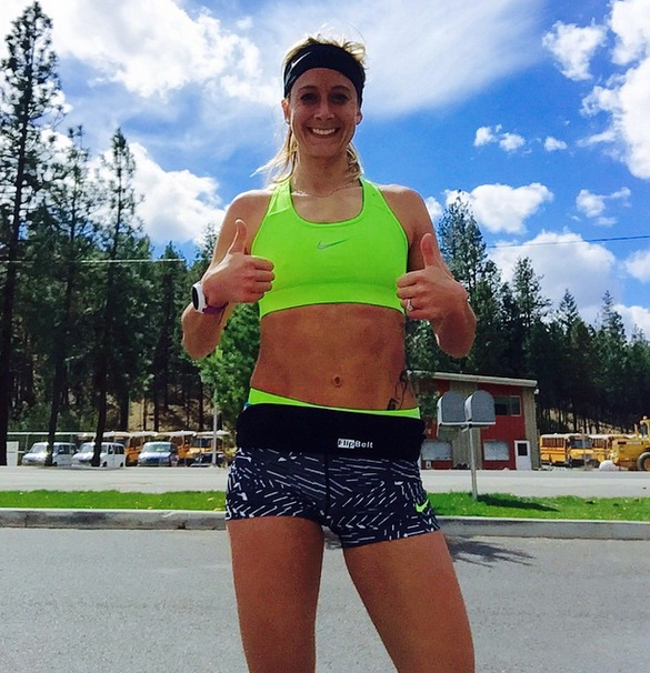 Fueling the Fire – A little bit of running and some birthdayfun