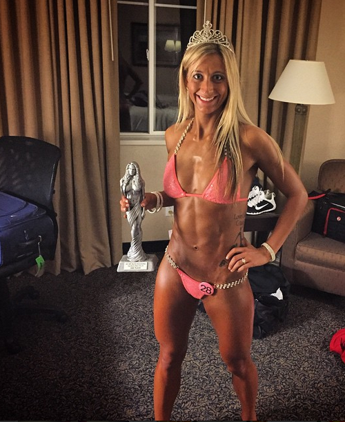 NPC Big Sky Championships: Stepping Out of My ComfortZone