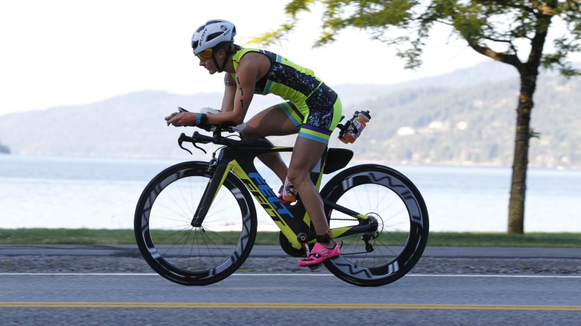 Couer d'Alene 70.3 Race Report